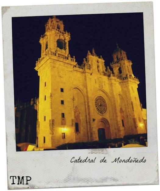 Galicia Mondoñedo ciudad viajar