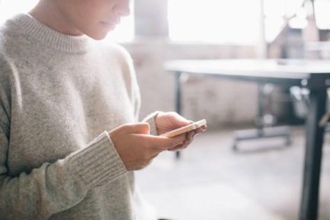 smartphone y adolescentes