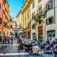 Viajamos a Roma en Familia: Comer, dormir y pasear la ciudad eterna