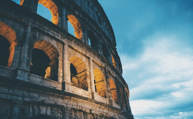 Coliseo romano antigüedad cultura historia