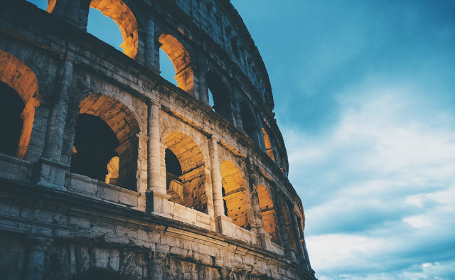 viajamos a Roma en familia