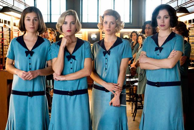 Las chicas del cable de Netflix