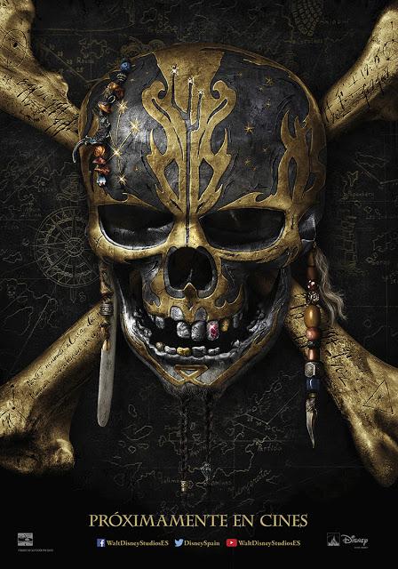 Vuelven los piratas del Caribe a los cines ¡vamos a verlos! 1