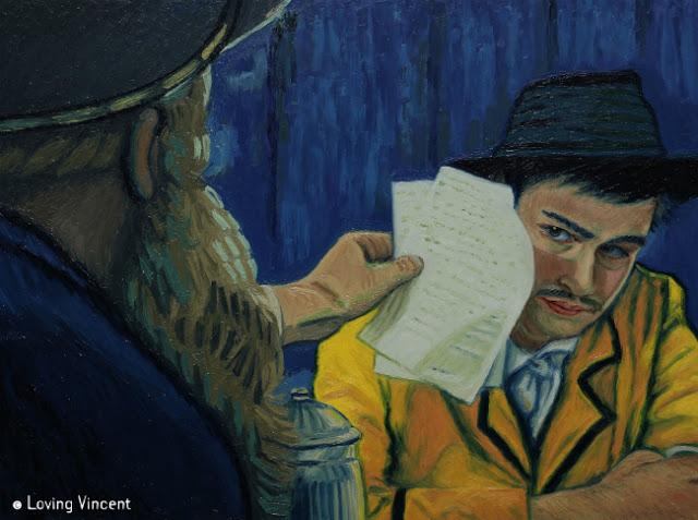 Vincent Van Gogh en el cine