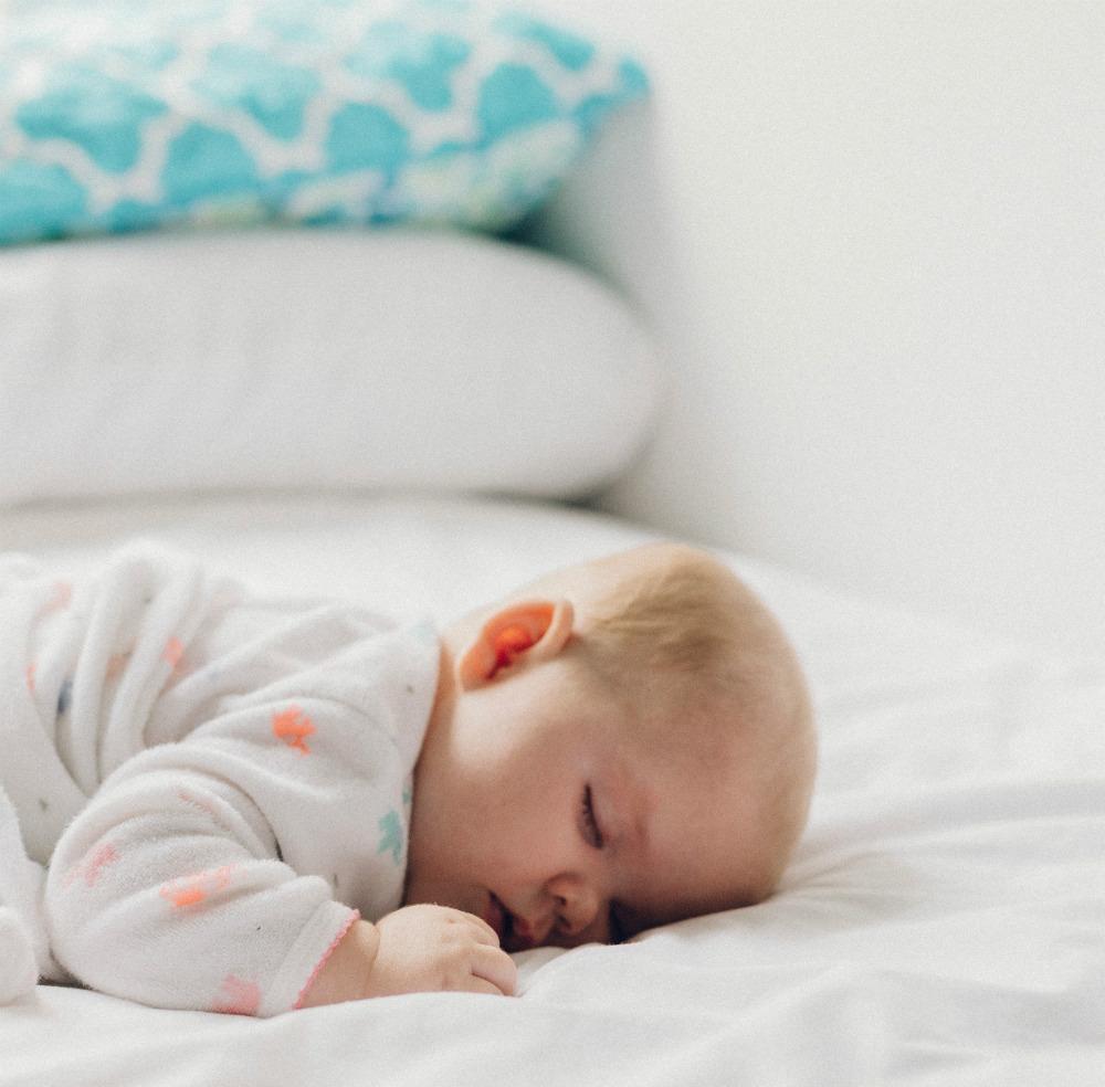 enorme placer de la pequeña siesta
