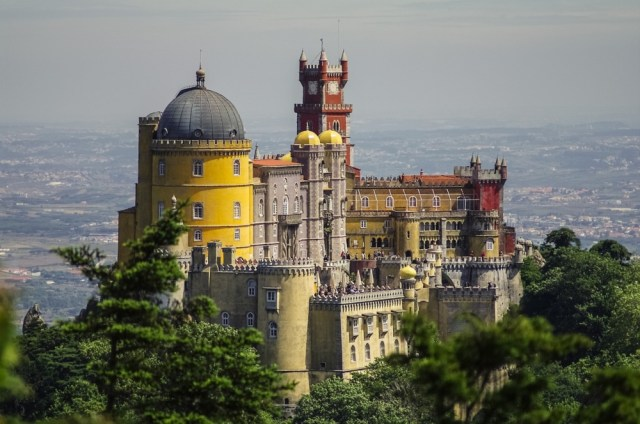 de Lisboa a Sintra