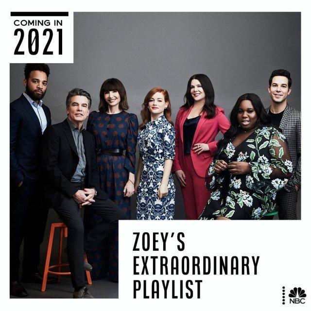 hay que ver la extraordinaria playlist de zoey