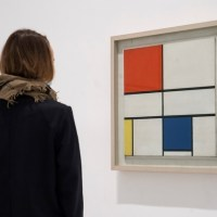 Piet Mondrian en el Reina Sofía es una cita para no perderse