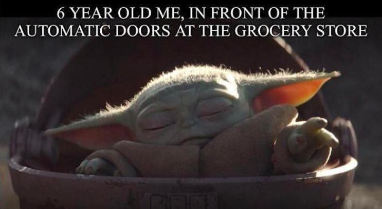 30+ Baby Yoda Memes: The Cutest Part of The Mandalorian