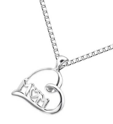 silver-necklace-mum