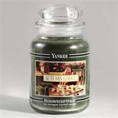 Yankee Candle Gets Manly and a Few Suggestions from Mama (5/6)