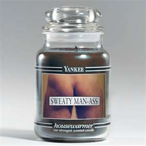 Yankee Candle Gets Manly and a Few Suggestions from Mama (3/6)