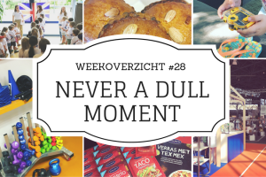 Never a Dull Moment weekoverzicht #28