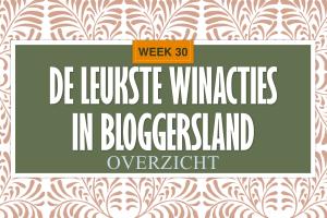 leukste winacties week 30