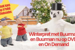 Winterpret met Buurman en Buurman op DVD en On Demand