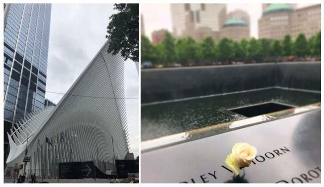 New York 9/11 Monument