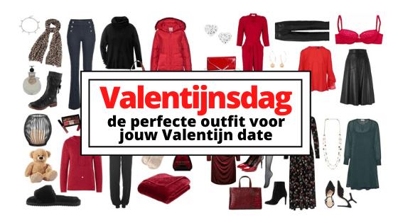 Valentijnsdag | de perfecte outfit voor jouw Valentijn date