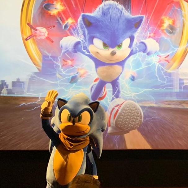 Sonic premiere