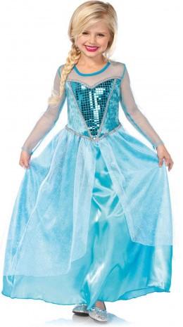 Frozen jurk
