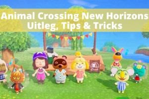 Animal Crossing New Horizons – Uitleg, Tips & Tricks