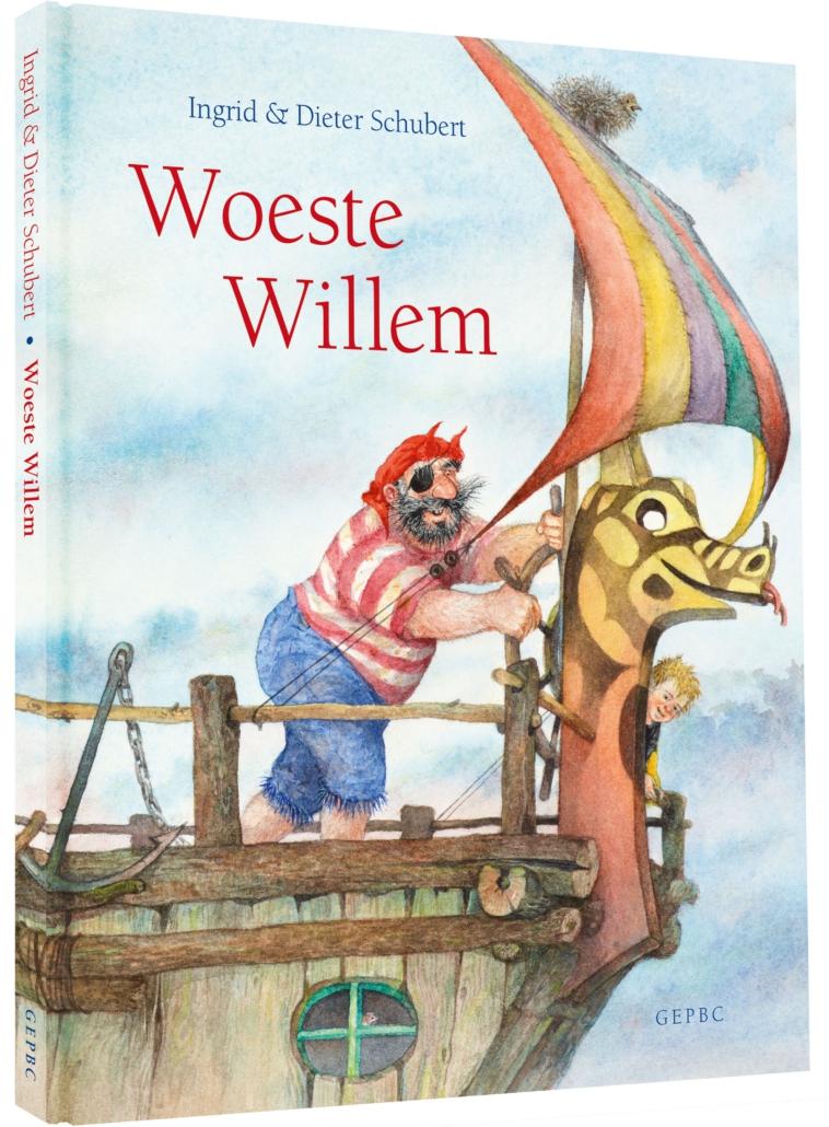 Geef een prentenboek cadeau Woeste Willem