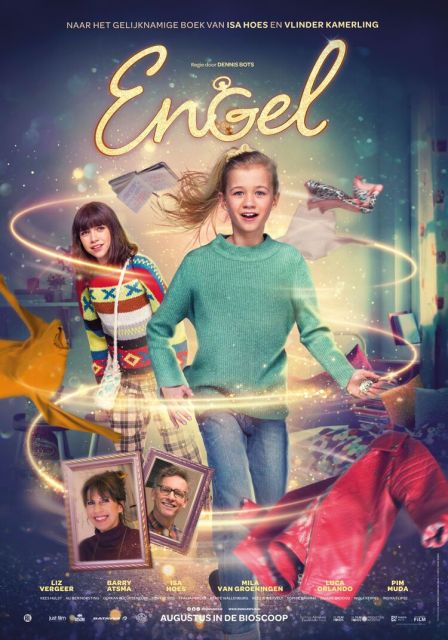 Engel filmposter