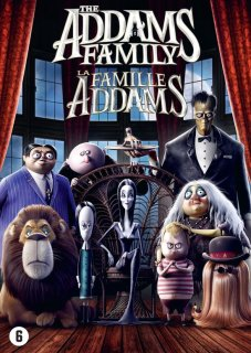 DVD The Addams Family