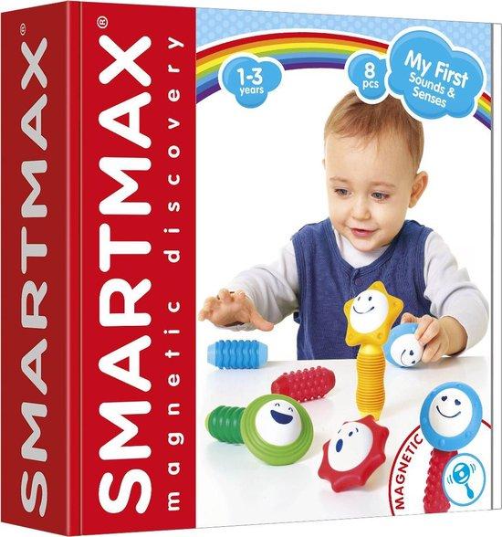 Winnaar Speelgoed van het Jaar 2020Catagorie 0 t/m 3 jaar - SmartMax My First Sounds & Senses (Smart)