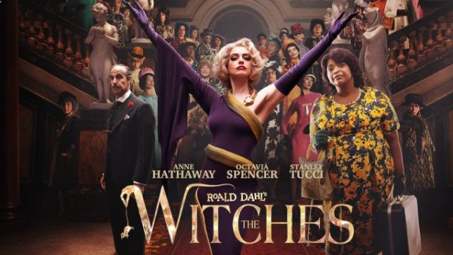 Roald Dahl's The Witches Copyright 2020 Warner Bros Entertainment Inc All Rights Reserved