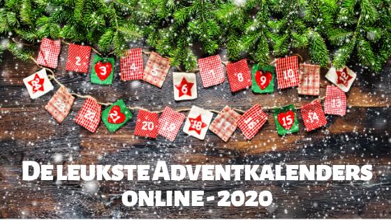 De leukste online Adventkalenders 2020