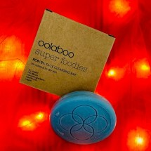 Jouwbox Kerstspecial - Super Foodies Face cleansingbar van Oolaboo