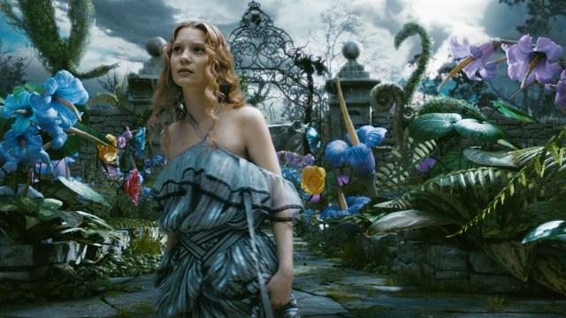 Alice in Wonderland op Pathé Thuis €2,99
