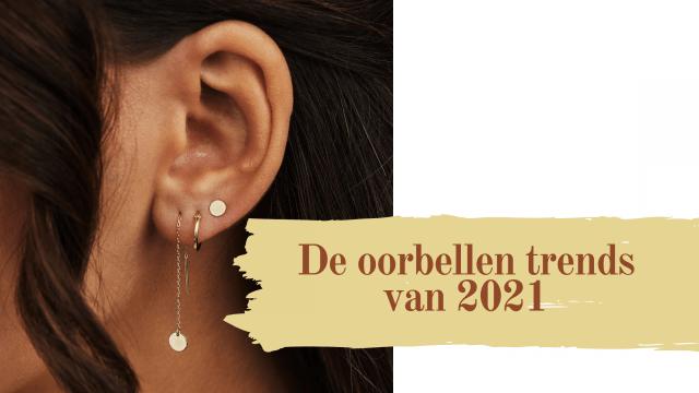De oorbellen trends van 2021