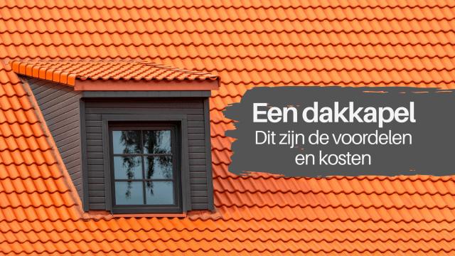 Overweeg je een dakkapel? Dit zijn de voordelen en kosten