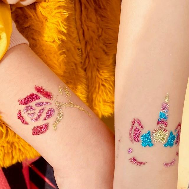 Souza Beautydagje - Glitter Tattoo setje