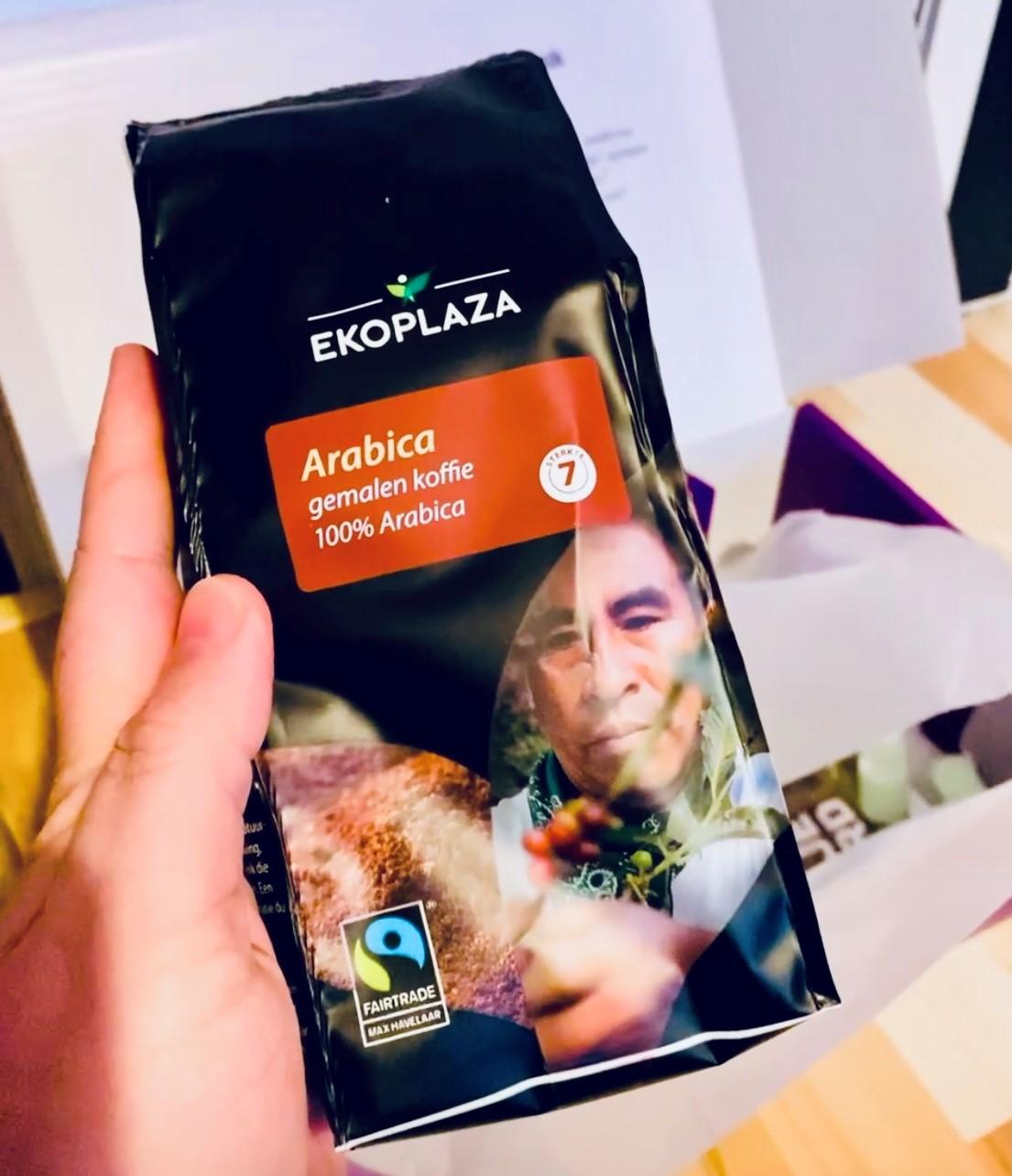 Ekoplaza - Arabic snelfilterkoffie