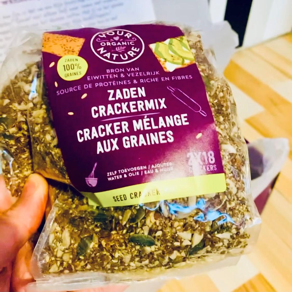 Your Organic Nature - zaden crackermix