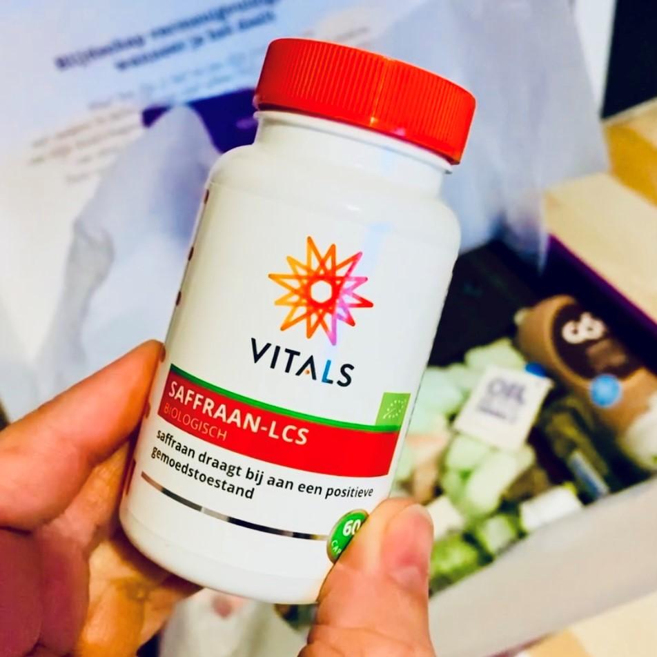 Vitals - Saffraan - LCS biologisch