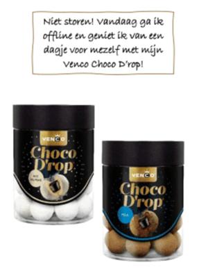 Venco Choco Drop's - Nationale Offline dag