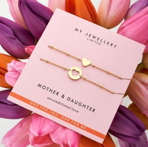 My Jewellery MOM DAUGHTER armband
