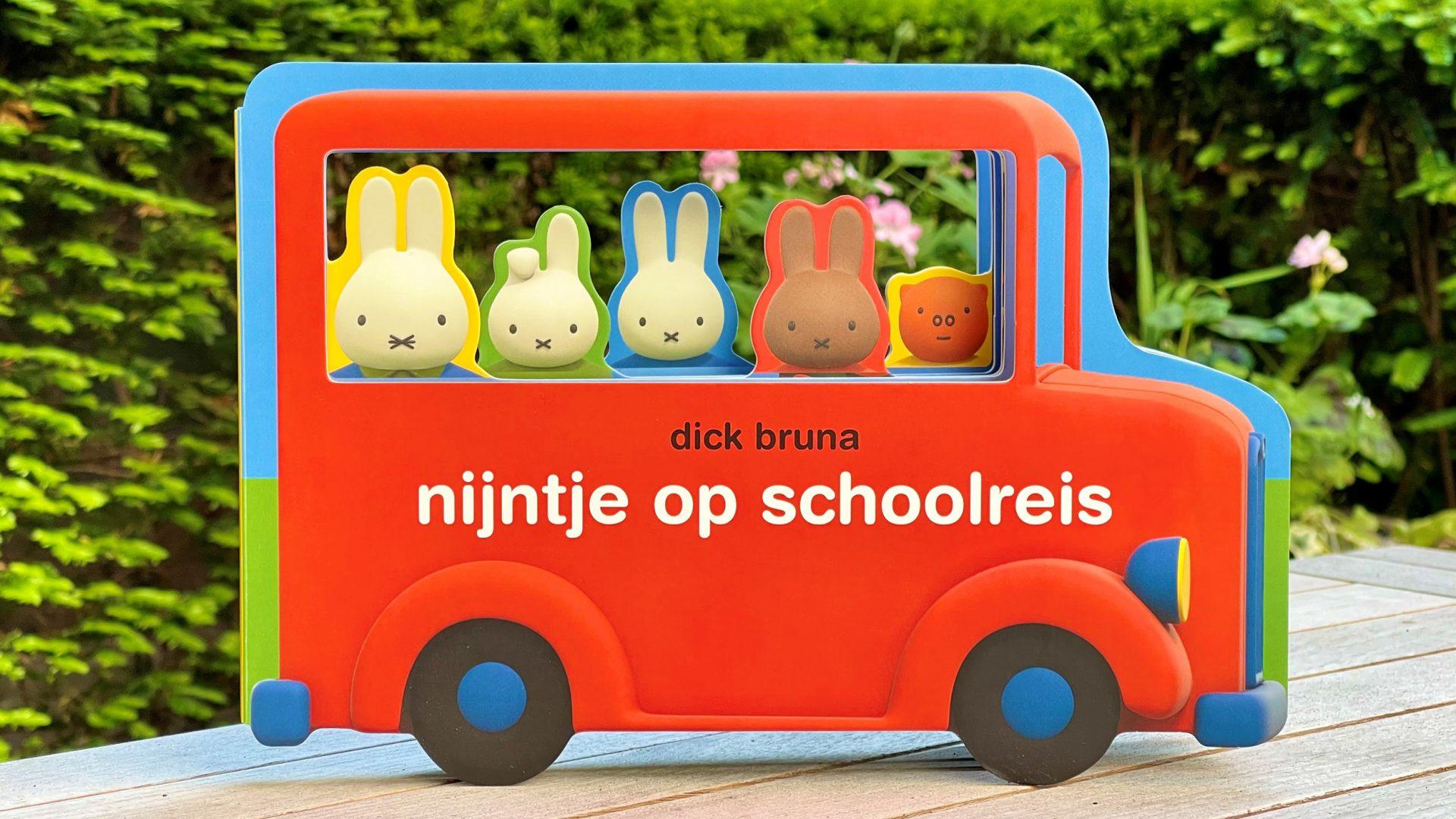 nijn op schoolreis