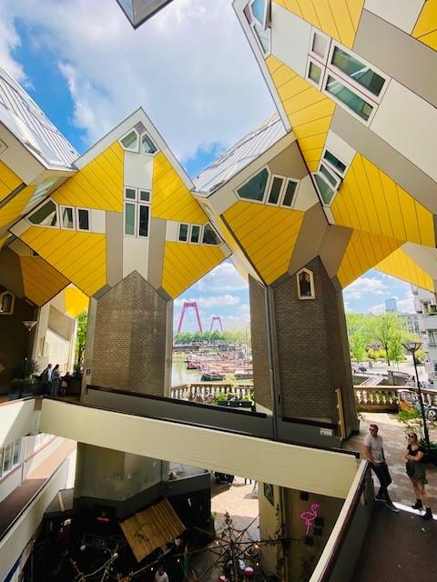 De Marinierskamer Stayokay Rotterdam
