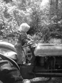 loving the tractors