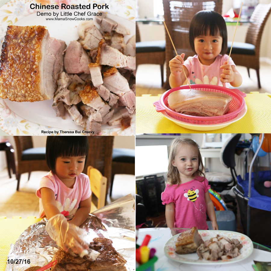 Mrs. Creevy's Chinese Roasted Pork