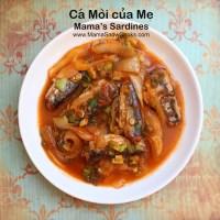 Mama's Sardines - Ca Moi cua Me