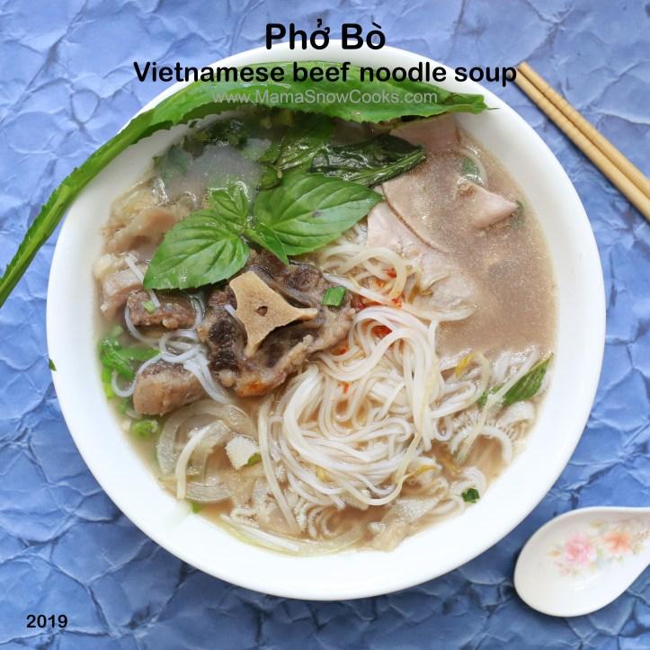 Pho Bo 052019 MSC