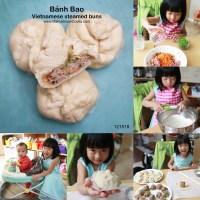 Vietnamese Bánh Bao Recipe