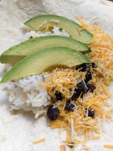 Prepped Burrito