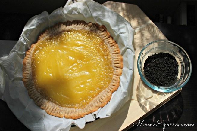 Lemon Earl Grey Curd