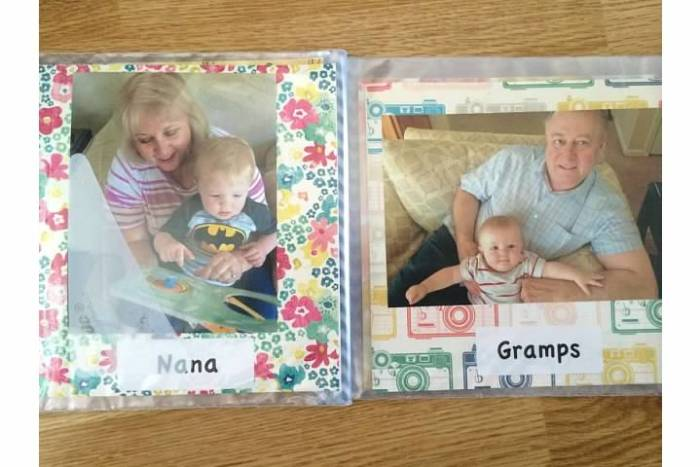 Nana and Gramps